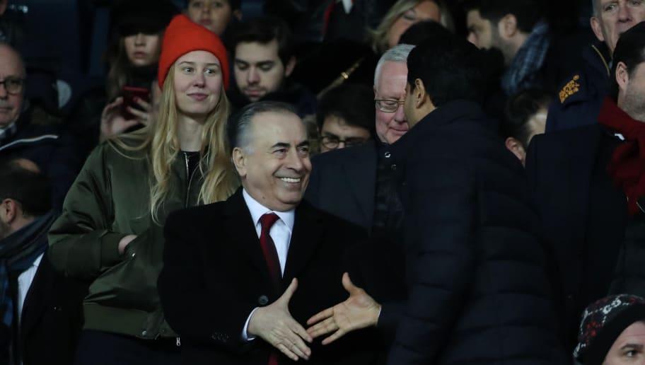 Mustafa Cengiz,Nasser Al Khelaifi