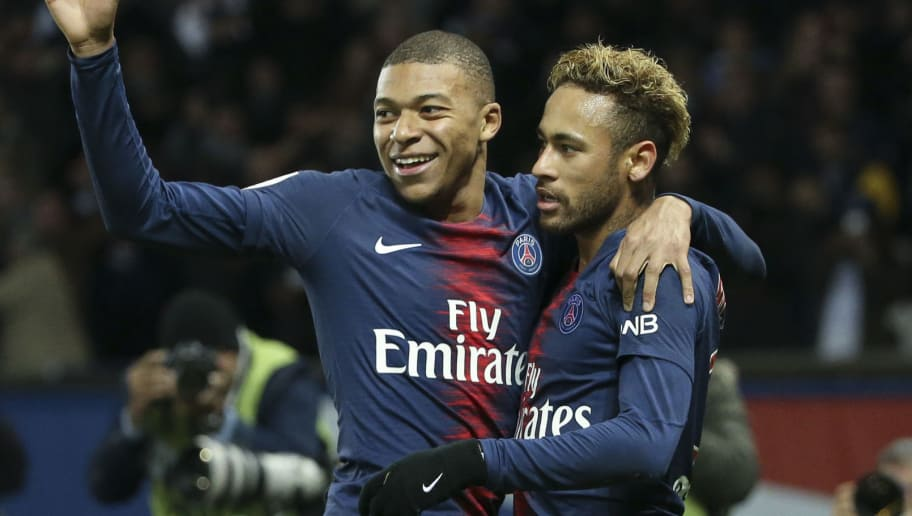PSG have nervous wait on Neymar, Mbappe injuries