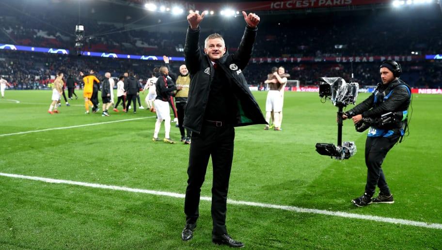Ole Gunnar Solskjaer Hails Fearless Marcus Rashford On Typical Manchester United Night In Paris 90min
