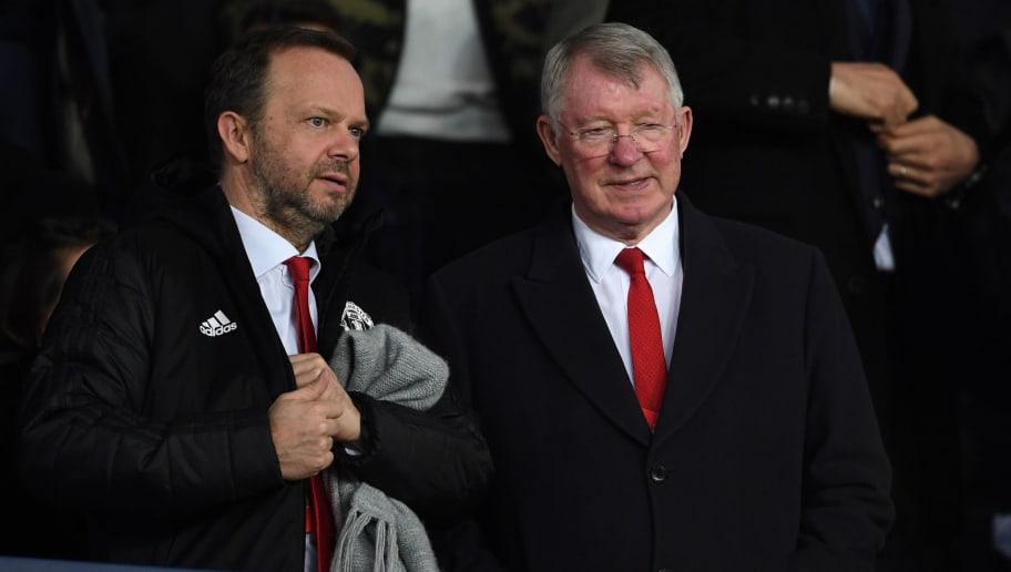 Ed Woodward,Alex Ferguson - Soccer Coach