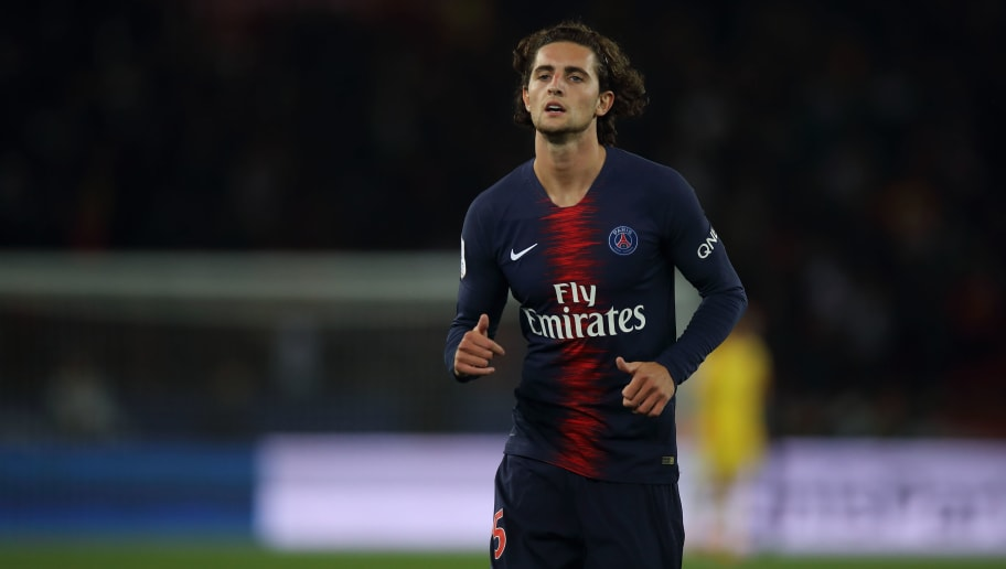 93544e7795 Adrien Rabiot Puts European Clubs on Alert After Rejecting New €138,000 PSG  Contract