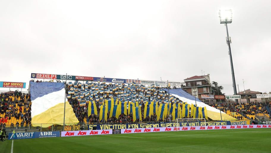 Parma Calcio v Frosinone Calcio - Serie A