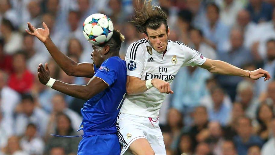 Paul Pogba,Gareth Bale