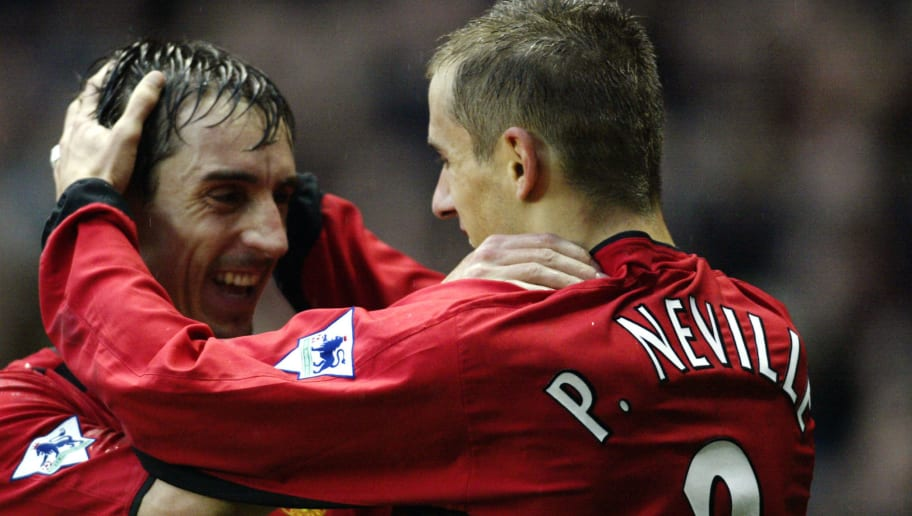 Phil Neville,Gary Neville