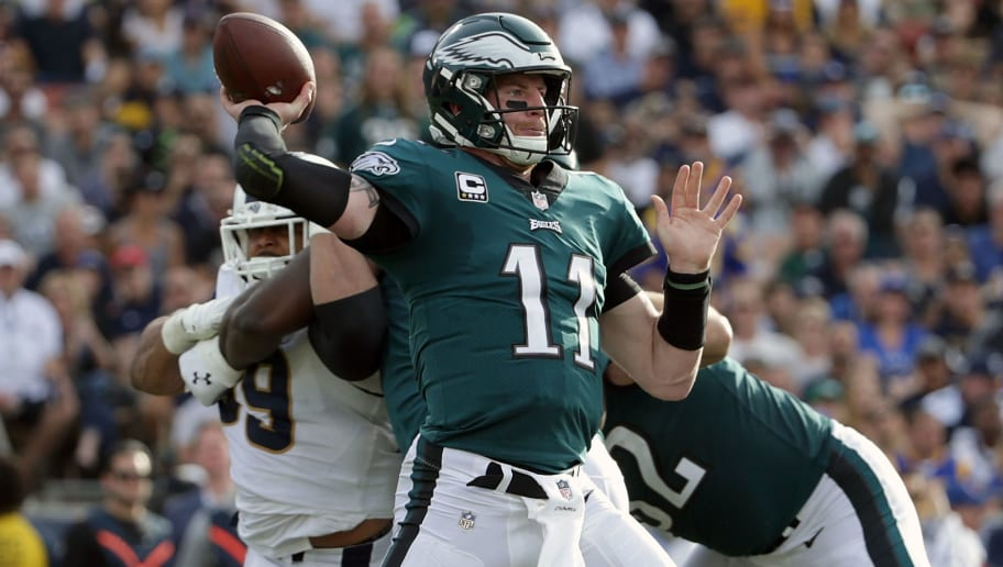 4 Stats Eagles Fans Cannot Forget About Carson Wentz S 2017 Season