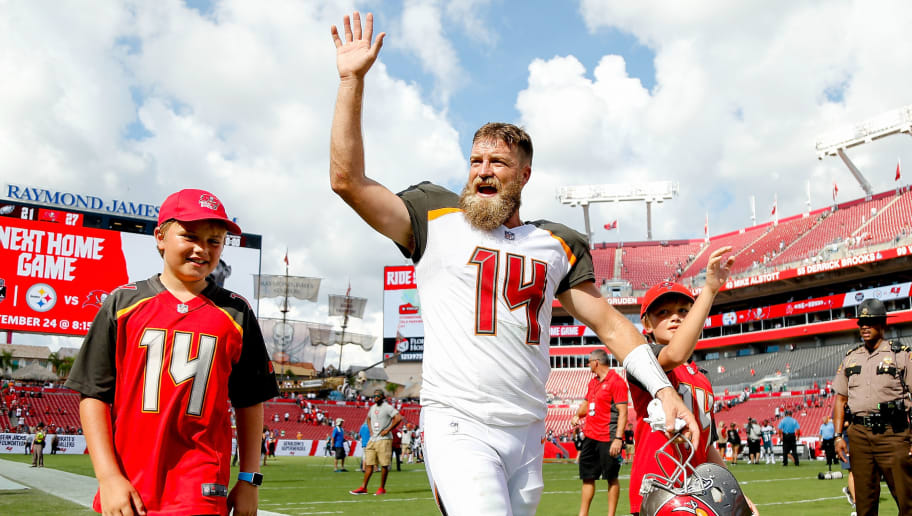 new style 51653 0ef04 Ryan Fitzpatrick's MVP Odds Soaring After Week 2 | theduel