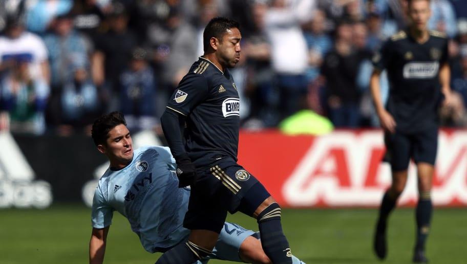 Felipe Gutierrez,Marco Fabian