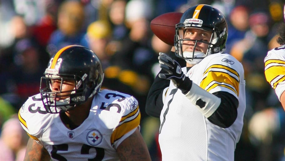 Maurkice Pouncey Calls Out All The Big Ben Haters In