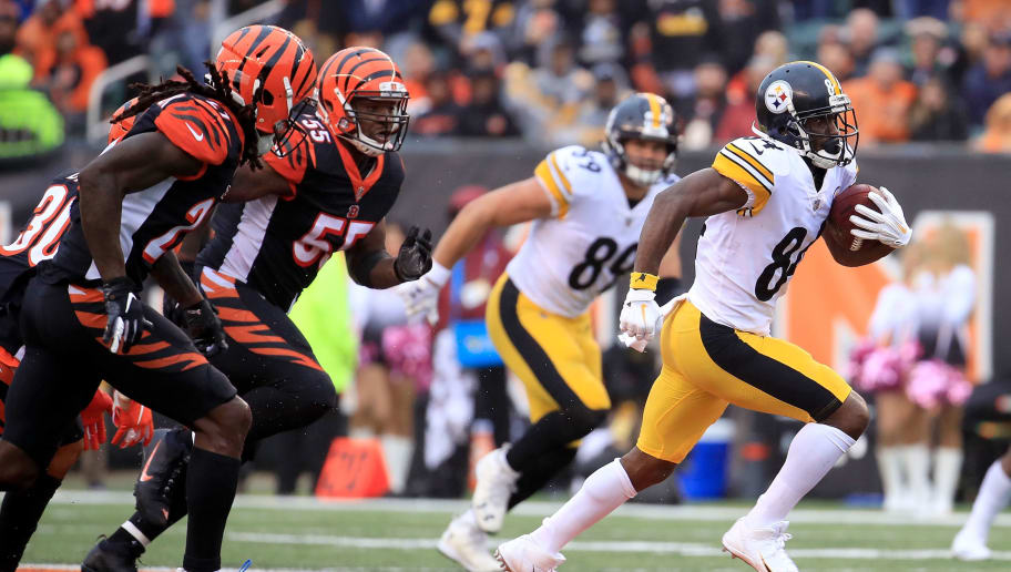 Ben Roethlisberger Calls Out Vontaze Burfict For Being A