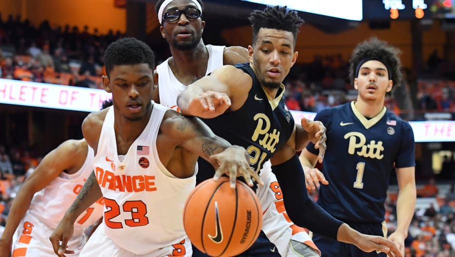 Pittsburgh Vs Syracuse College Basketball Betting Lines Spread