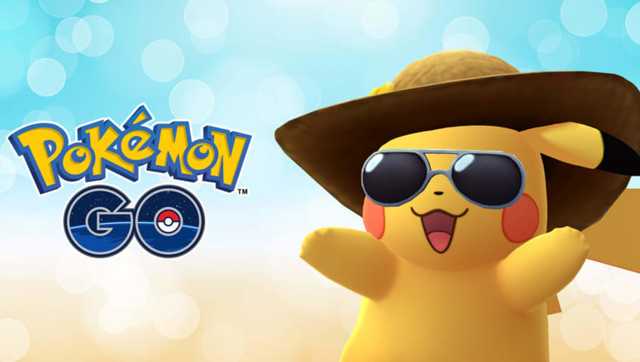 Shiny Goggle Pokemon Go are extremely fake. They don't exist anywhere.