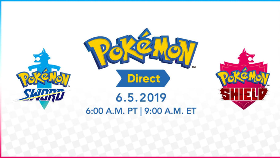 Pokemon Sword and Shield Direct announced Monday, scheduled for just before E3.