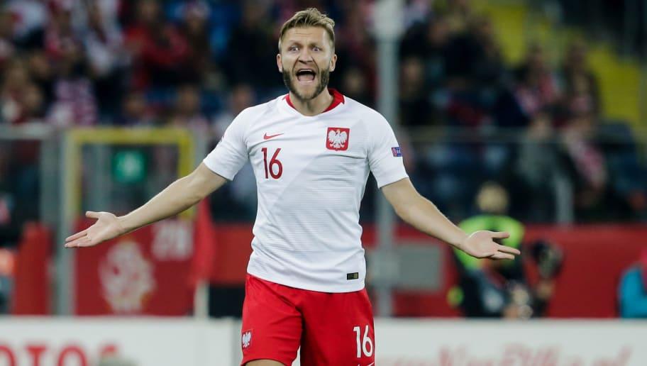Jakub Blaszczykowski: Von Verletzungen gehemmt - auch bei Wisla Krakau