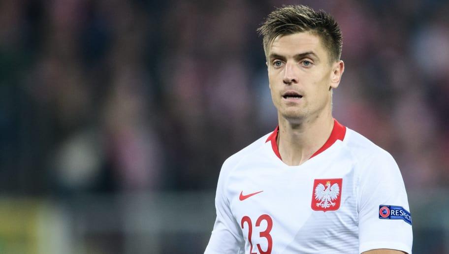 Journalist Confirms Napoli Have Made Contact Over Poland International Krzysztof Piatek | 90min