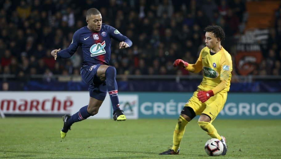 Kylian Mbappe,Clement Daoudou