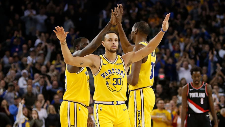 Kevin Durant,Draymond Green,Stephen Curry