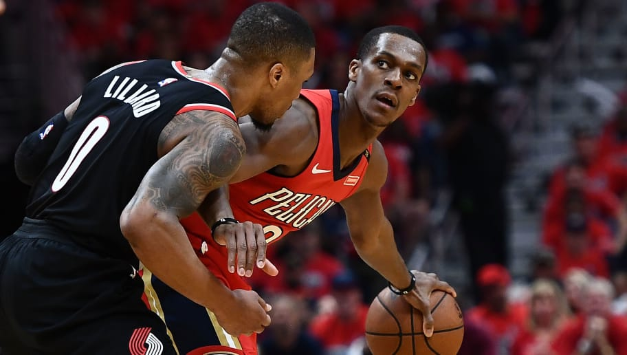 aeb8688a806 Lakers Reportedly Agree to One-Year Deal With Rajon Rondo