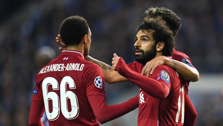Mohamed Salah,Trent Alexander-Arnold