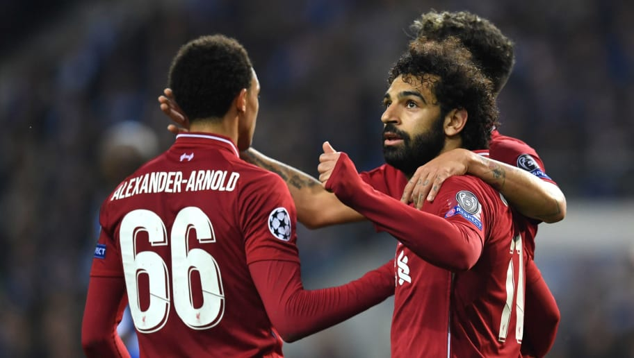 Champions Leaguue: Three Things we Learned From Liverpool's 4-1 win Over FC Porto