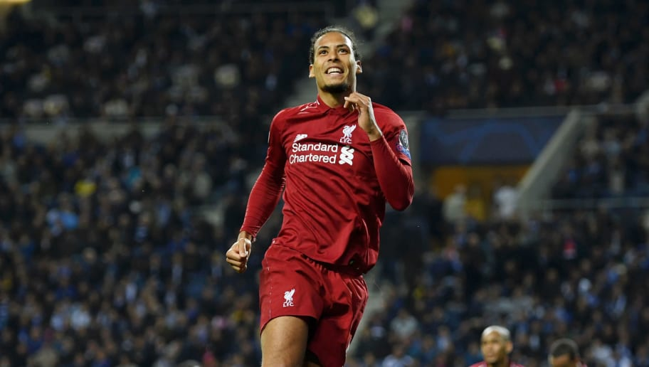 Virgil Van Dijk Wins Pfa Players Player Of The Year Award Ahead Of Raheem Sterling 90min