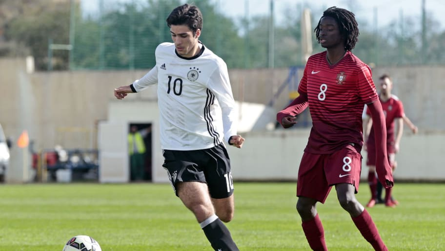 Portugal U17 vs Germany U17, Algarve Cup U17