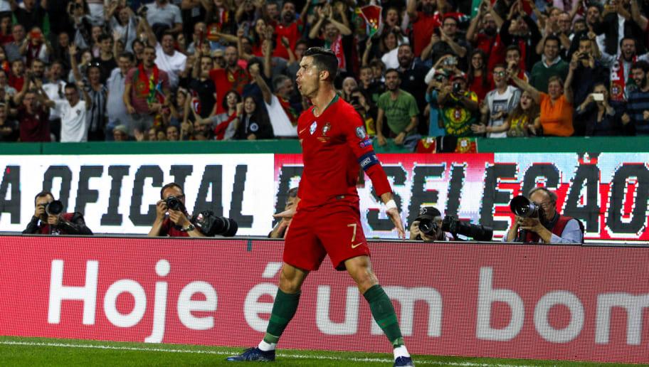 Ronaldo Hits 700-goal Mark, Denies Having an 'Obsession' for Breaking Records