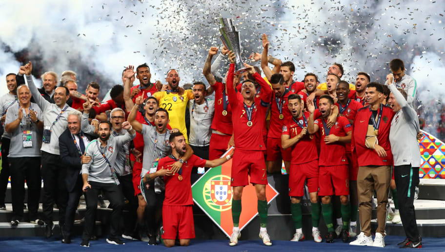 Uefa Nations League Final Three Things We Learned From Portugal S 1 0 Win Over Netherlands Ht Media