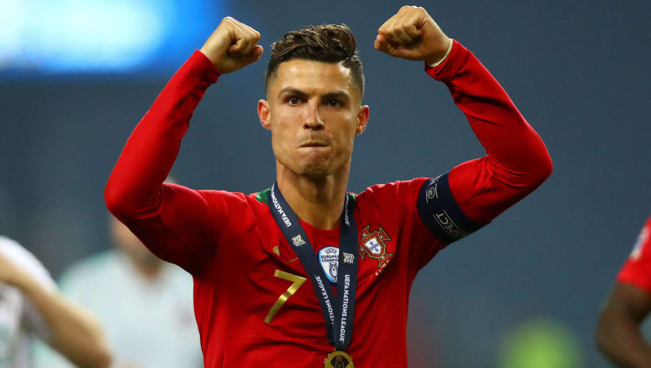 Portugal Captain Cristiano Ronaldo Wants To Help His Country Win