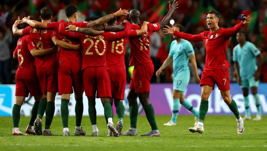 Cristiano Ronaldo,Nelson Semedo,Raphael Guerreiro,Ruben Neves,Danilo Pereira,Jose Fonte