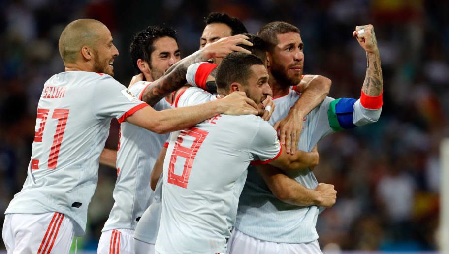 1f34627fe World Cup Preview  Iran vs Spain - Recent Form