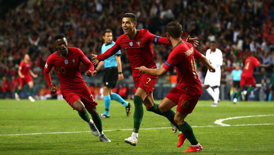 Cristiano Ronaldo,Bernardo Silva,Nelson Semedo
