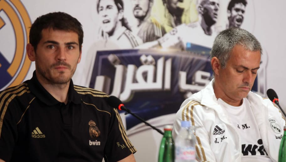 Portuguese manager of the Real Madrid fo