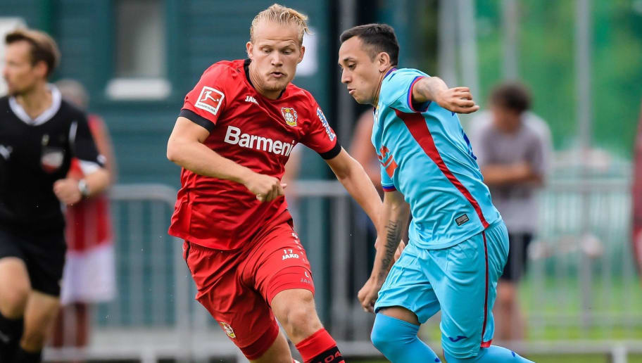 "Pre-Season Friendly""Bayer 04 Leverkusen v CD Eibar"""