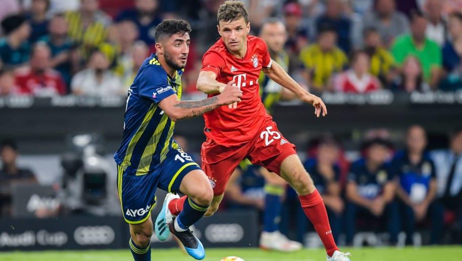 """Pre-Season Friendly""""Bayern Munich v Fenerbahce SK"""""""