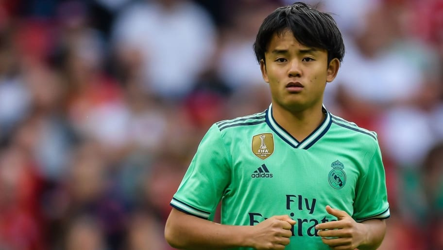 Takefusa Kubo Explains Why He Rejected Barcelona Return to Join Real Madrid