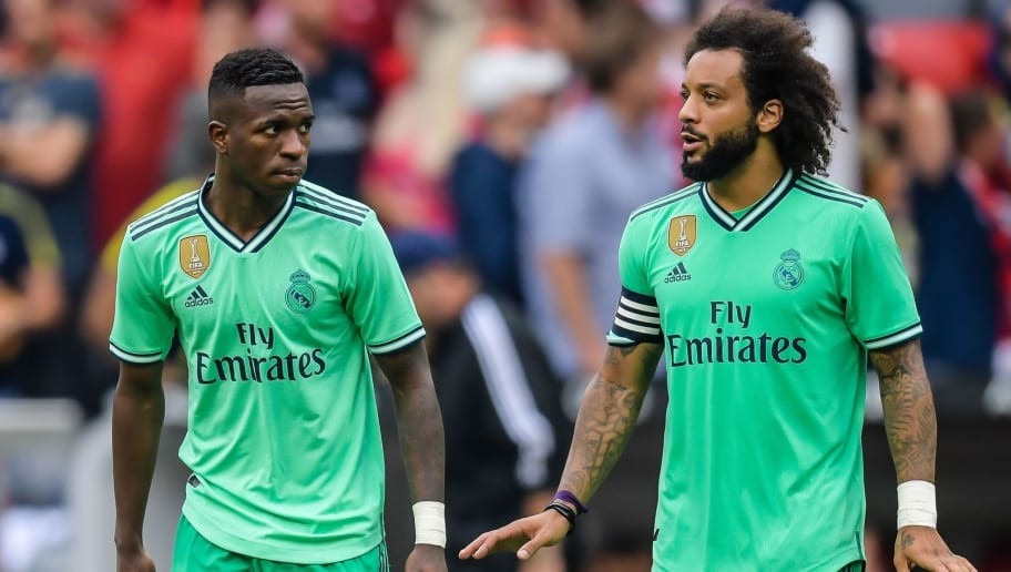 Marcelo Claims Vinicius Junior Still Has a Long Way to Go Before ...