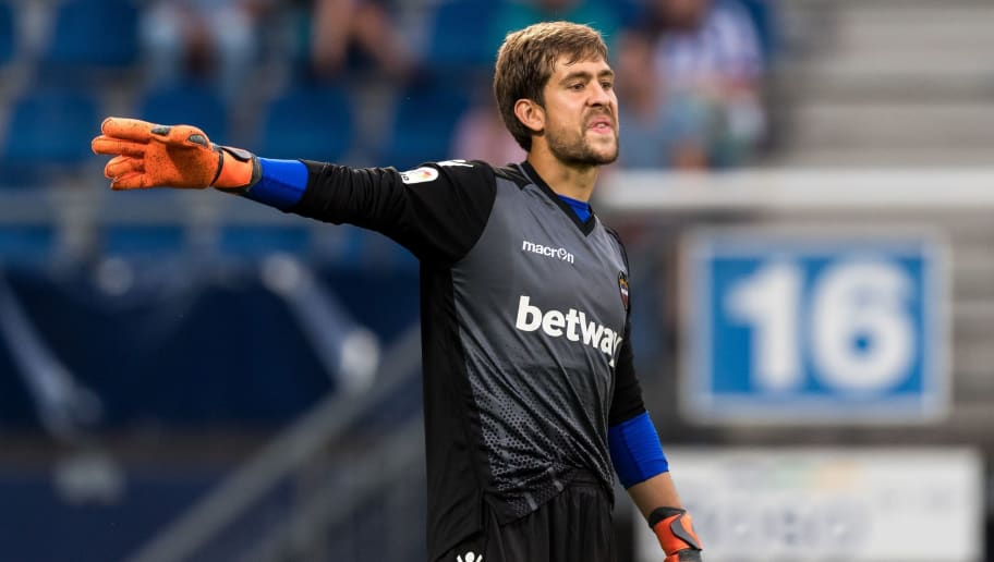 "Pre-Season Friendly""SC Heerenveen v Levante UD"""