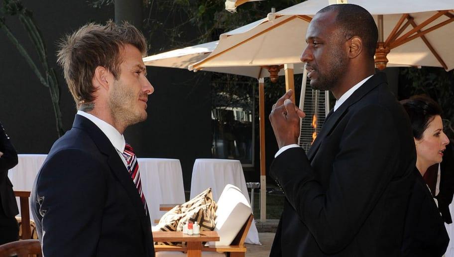 David Beckham,Patrick Vieira