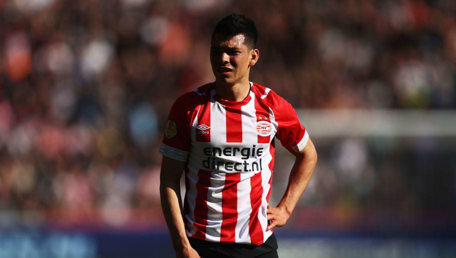 Hirving Lozano to Undergo Napoli Medical as PSV Winger 'Signs' 5-Year Deal With Serie A Side