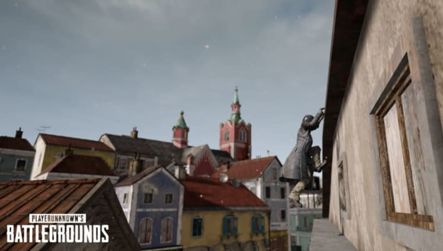 Ledge Grab Arrives on PUBG Xbox Live Servers | dbltap