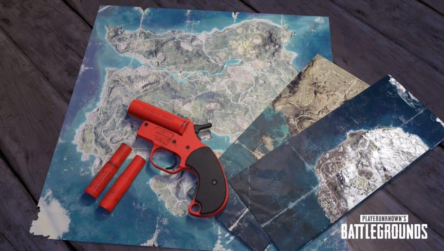 Pubg Flare Gun Locations Best Chance To Find Flare Guns In Pubg