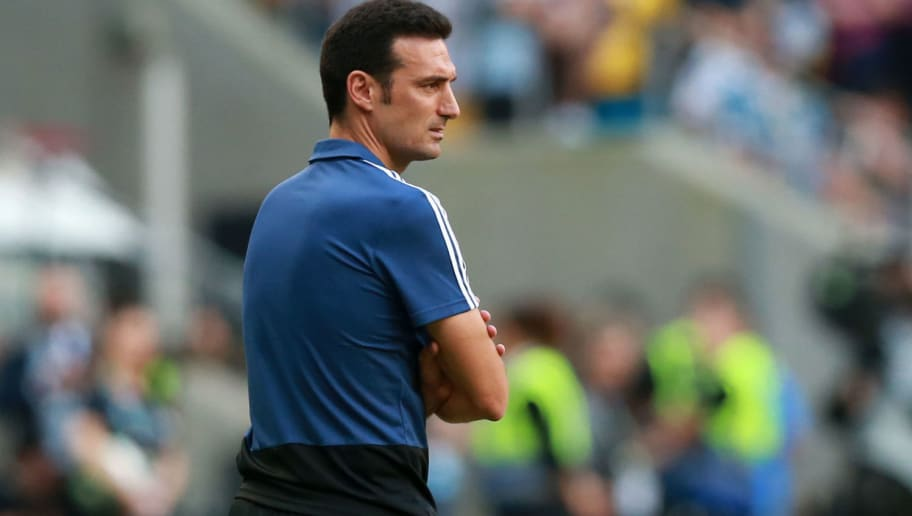 Argentina Coach Lionel Scaloni Claims That the Squad are Under War-Like Pressure