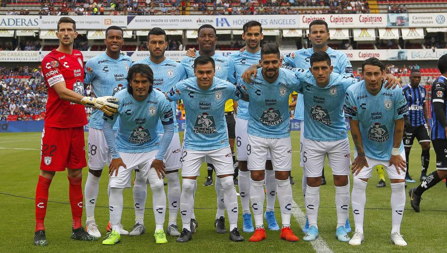 Queretaro v Pachuca - Torneo Apertura 2019 Liga MX