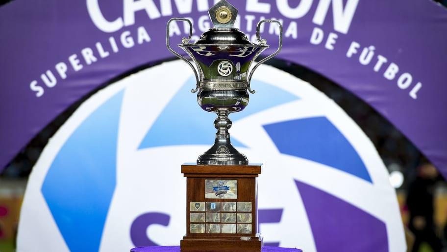 Racing Club v Defensa y Justicia - Superliga 2018/19