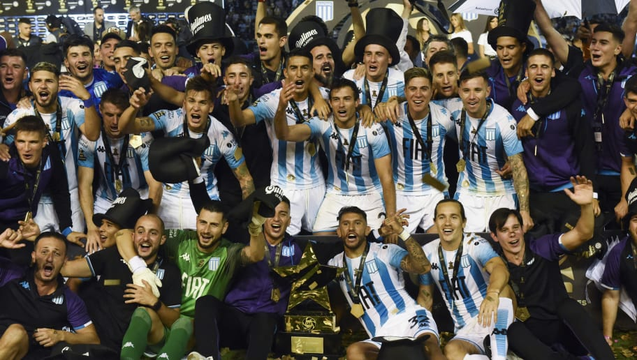 Racing Club v Tigre - Trofeo de Campeones Superliga 2019