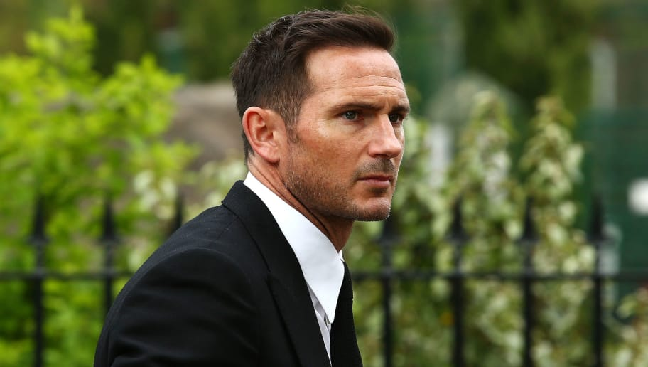 LONDON, ENGLAND - MAY 01:  Frank Lampard arrives at St Luke's & Christ Church ahead of the memorial for Ray Wilkins on May 1, 2018 in London, England.  (Photo by Jack Thomas/Getty Images)