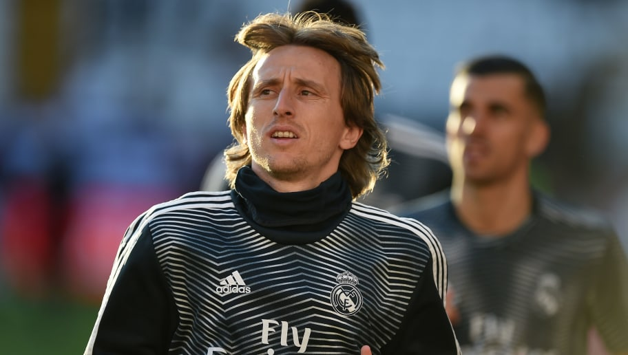 AC Milan Enquire About Luka Modric Move Despite Real Madrid Midfielder's Desire to Stay in Spain
