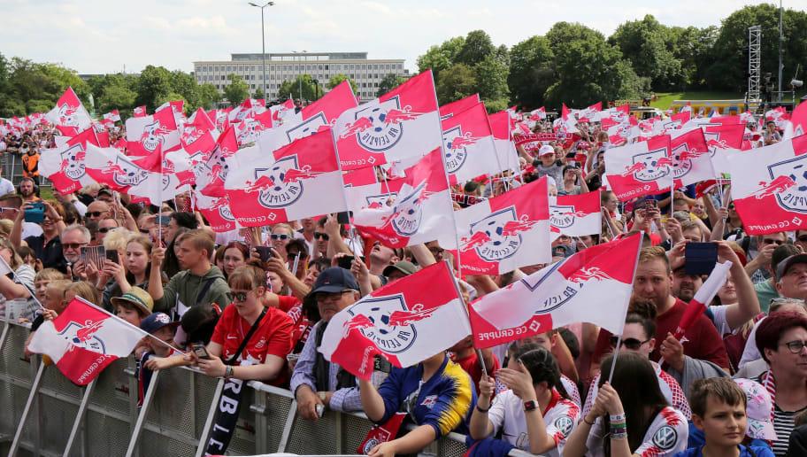 RB Leipzig Fanfest