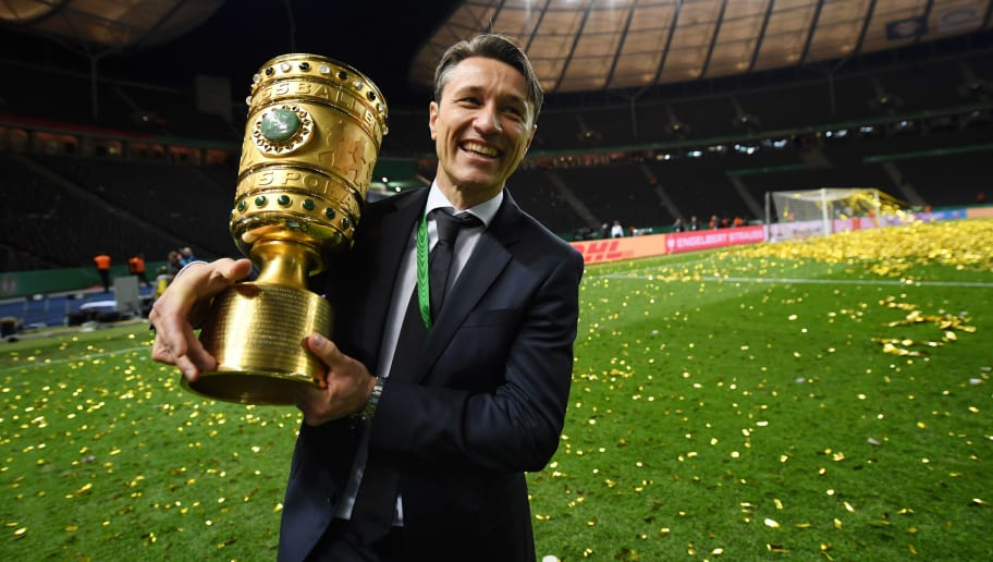 Niko Kovač Claims Bayern Munich Have 'Rewarded Ourselves for Our Work' Following DFB-Pokal Win