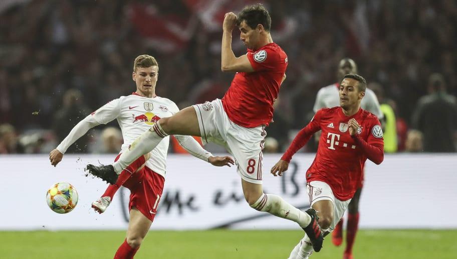 RB Leipzig vs. FC Bayern München | Übertragung, Live-Stream & Team-News